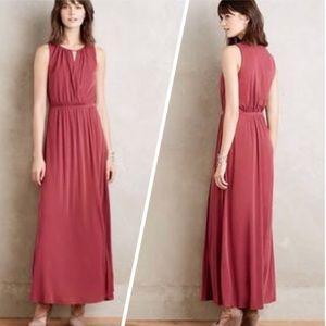 Anthropologie Terra Maxi Dress